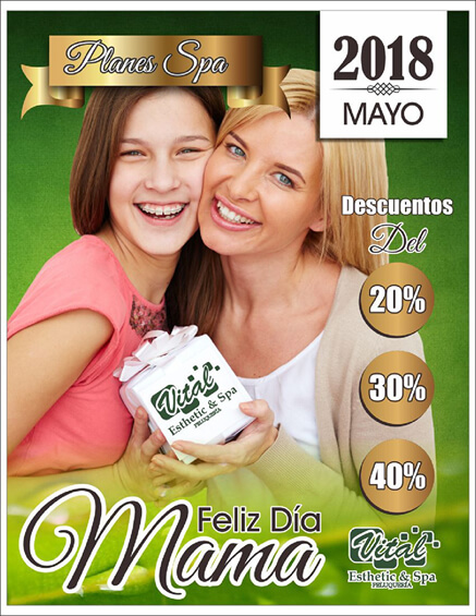 Black friday en spa Bogotá Mes Mayo Madres